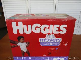Huggies Diapers Size 4