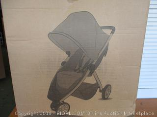 Britax B-Lively Lightweight Stroller Car Seat Compatible - UV 50+ Canopy - Easy Fold ($240 Retail)
