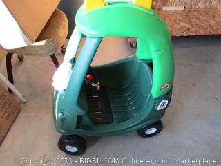 Little Tikes Car (See Pictures)