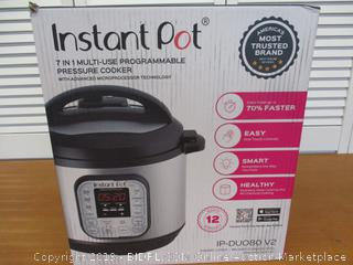 Instant Pot (Used, Powers On)