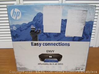 HP ENVY 5055 Wireless All-in-One Photo Printer (M2U85A) (Powers On) (Retail $125)