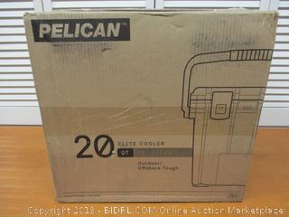 Pelican Elite 20 Quart Cooler, (Retail $178)