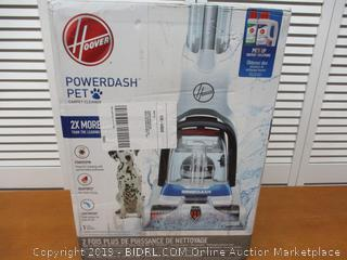Hoover PowerDash Pet Carpet Cleaner, FH50700 (Powers On)