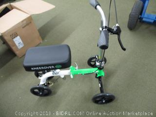 KneeRover GO Knee Walker - Knee Scooter (retail $194)