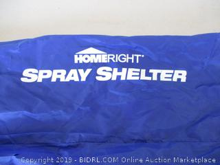 HomeRight Large Spray Shelter C900038 Portable Paint Booth