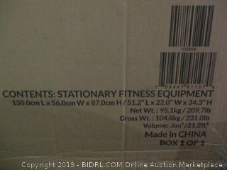 Nautilus E618 Stationary Fitness Equipment