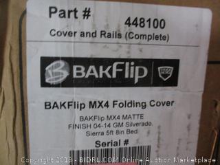 BAKFlip MX4 Folding Cover
