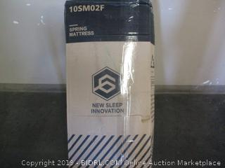 "10"" Spring Mattress Size Full"