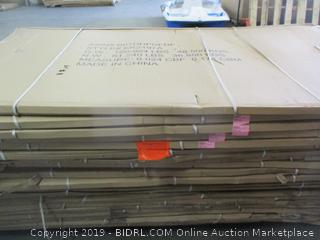 Glass Dry-Erase Board (Please Preview) (Box Damaged)
