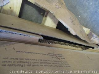 Keter Oakland 7511 shed - box damage