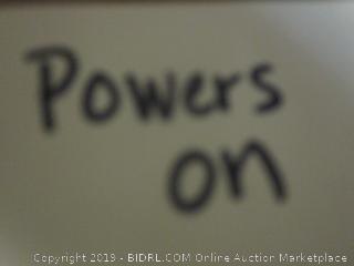 Lantronix electronic item - powers on