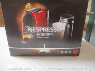 Nespresso Essenza Mini & Aeroccino