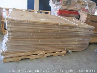 Glass Dry Erase Board - Pallet Lot