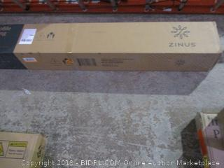 Zinus 8 Inch High Profile Wood Box Spring, King