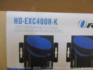 REI HD-EXC400R-K Receiver