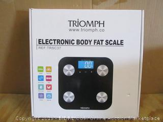 Triomph Electronic Body Fat Scale