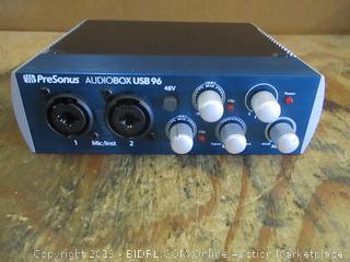 PreSonus Audio Box USB 96