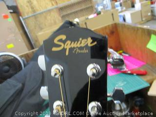 Squirer Fender Guitar See Pictures