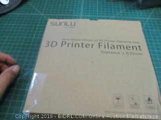 3D Printer Filament