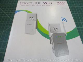 Powerline WiFi Plug in WiFi