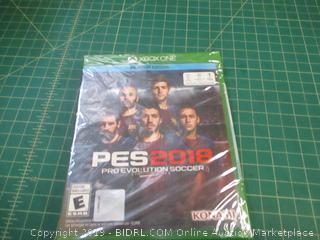 XBOXOBNE PES2018 Pro Evolution Soccer