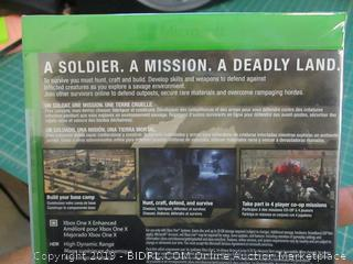 XBOXONE Metal Gear Survive