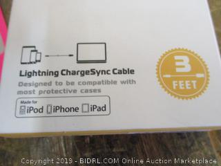 Spark Lightning Charge Sync Cable