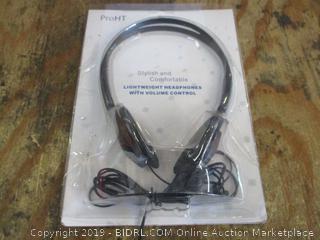 Lightweight Headphones