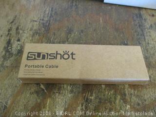 Sunshot Portable Cable