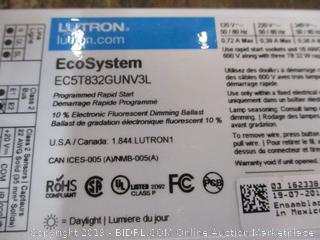 Lutron eco System