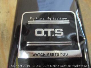 O.T.S. watch