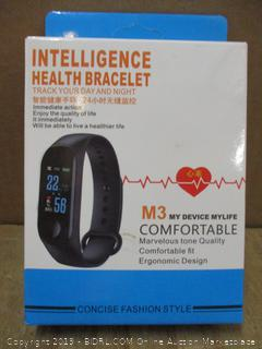 Intelligence Health Bracelet