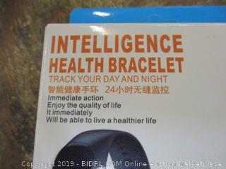 Intelligence Health Bracelet