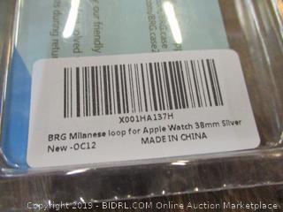 Milanese loop for Apple watch