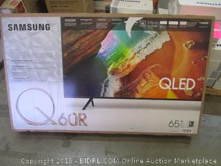 """Samsung 65"""" QLED See Pictures"""
