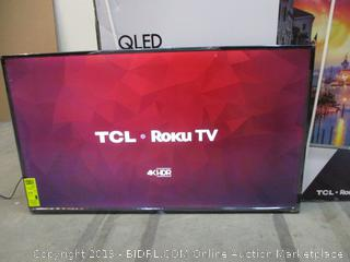 "TCL Roku TV  55"" See Pictures"
