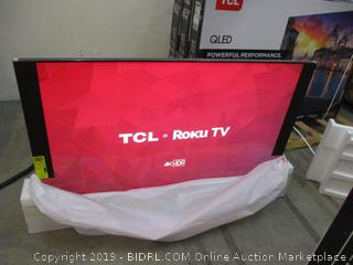"TCL Roku TV 65"" See Pictures"