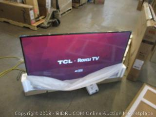 "TCL Roku TV 4K HDR Smart TV 55"" See Pictures in box"