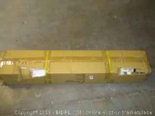 PVC Ball Rack