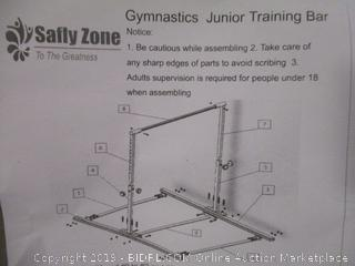 Gymnastics Junior Training Bar