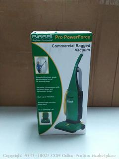 Bissell BGU1451T 13 Inch ProBag Commercial Upright Vacuum (online $210)