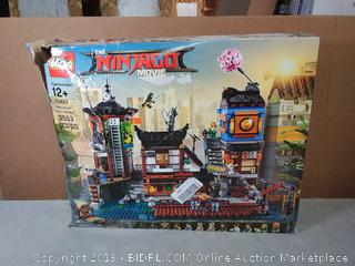 THE LEGO NINJAGO MOVIE NINJAGO City Docks 70657 Building Kit (3553 Piece)