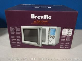 Breville quick touch microwave(Factory Sealed) COME PREVIEW!!!! (online $249)