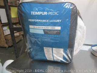 Tempur Pedic Mattress Pad