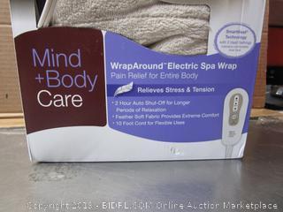 Mind Body Care Wellness Wrap