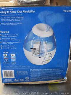 Vicks Mini Filter Free Humidifier