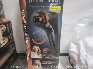 Infiniti Pro Conair Two I  One Straightener Curler
