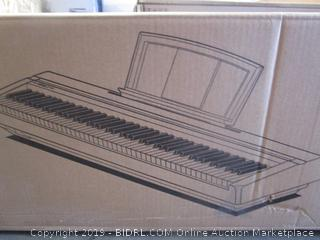 Yamaha Digital Piano Keyboard