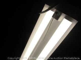 Feit 4ft LED Linkable Shop Light Bar Garage Fixture (tested; complete)