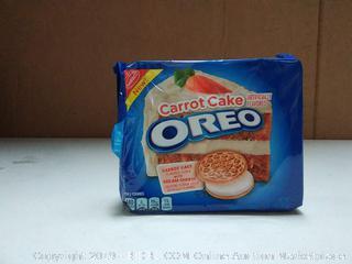 Carrot Cake Oreo - 12.2 oz